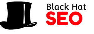 Black Hat SEO Logo